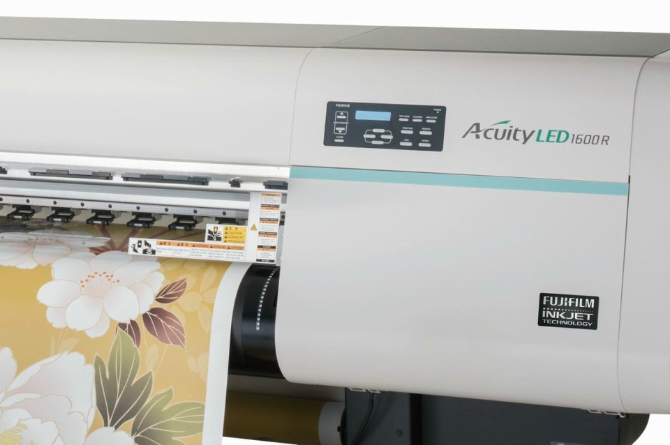 Fujifilm launch lower cost Acuity LED printer