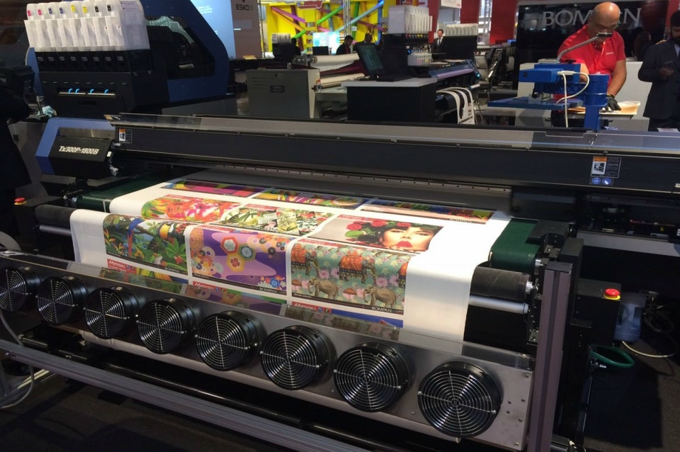 Hybrid Services to Present Textile Printing Live at Sign  Digital