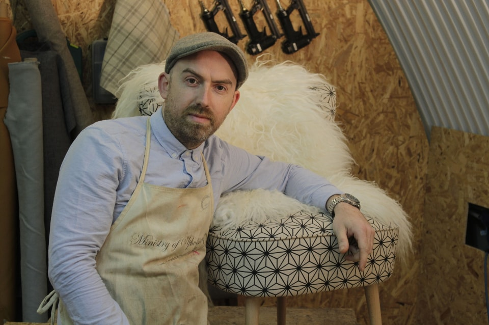 Ministry of Upholstery comes to Sign & Digital UK