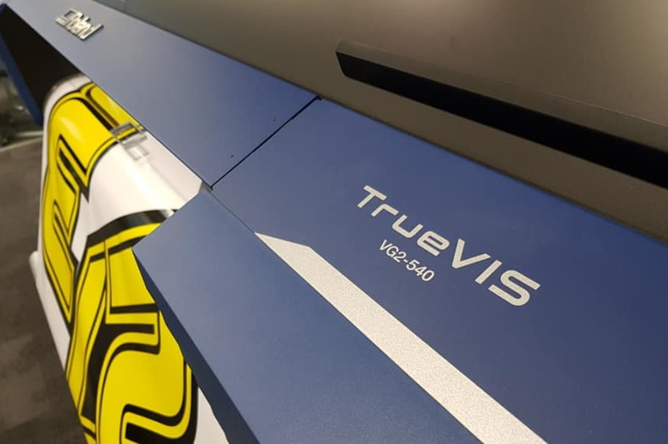 Roland launch new high performance TrueVIS VG2 series printer/cutters