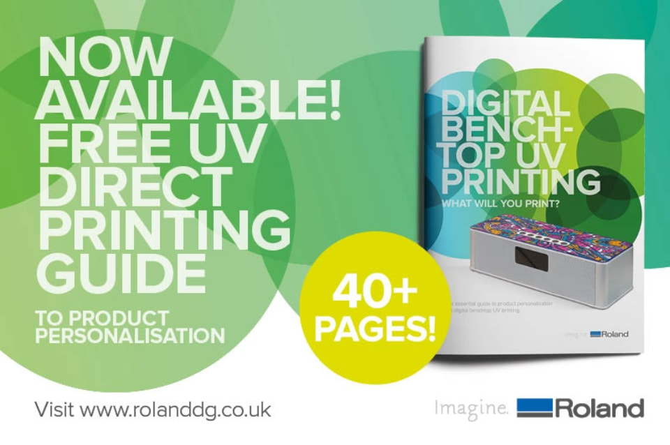 Digital Benchtop UV Printing: What Will You Print?